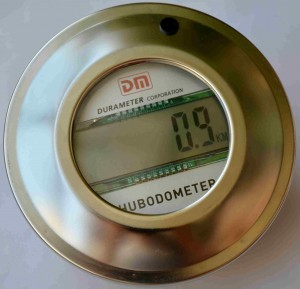 Digital hubodometers
